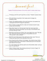 reading comprehension worksheets for 7th grade worksheets