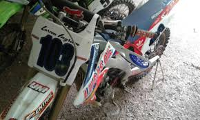 2007 cr250 motorcycles for sale