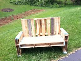 Pallet Furniture Outdoor Pallet Chair Tutorial So You Think You U0027re Crafty