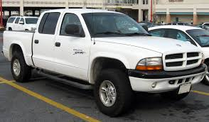 Dodge Dakota Trucks - file dodge dakota quad cab sport jpg wikimedia commons