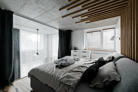 chambre adulte bois decoration mobilier scandinave chambre adulte tête lit lattes