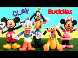 surprise clay buddies mickey mouse clubhouse activity book donald