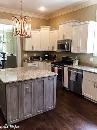 photos of painted cabinets the best kitchen cabinet paint colors bella tucker decorative finishes