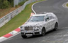 roll royce 2020 rolls royce suv spied testing in an unlikely place autoguide com