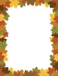 happy thanksgiving border clip 49