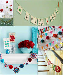 diy christmas wall decorations cheminee website