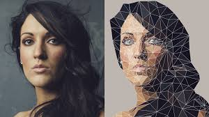tutorial efek vektor di photoshop low poly geometric effect in photoshop only