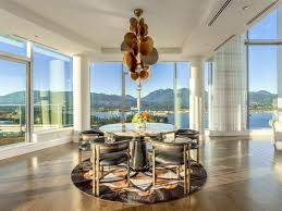 Inside Trumps Penthouse Inside 58 Million Vancouver Penthouse Most Expensive In History