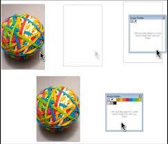 corel photo paint help using the image palette