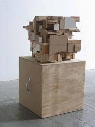scrap wood sculpture charles goldman scrapwood sculpture cubic inches
