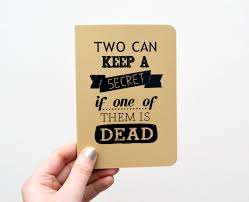 pretty little liars notebook two can keep a by invisiblecrown