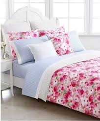 Shabby Chic Floral Bedding by 7 Pc Tommy Hilfiger Rose Cottage King Comforter Set Shabby Chic