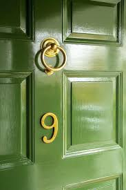articles with light green house what color front door tag
