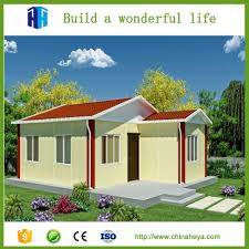 earthquake proof house prefabricated steel house design in south