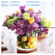 fruit flower arrangements mouthwatering fruit flower arrangement flower