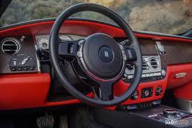 matte red rolls royce first drive 2017 rolls royce dawn doubleclutch ca