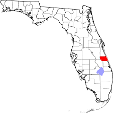 Indian River Florida Map by National Register Of Historic Places Listings In Indian River