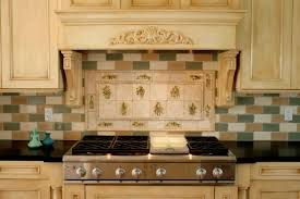 decorative kitchen cabinets decorative wooden kitchen cabinets and hood set over cooktop with