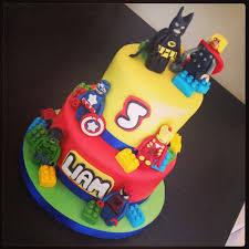 lego superhero cake ideas 83393 lego superheroes cake the