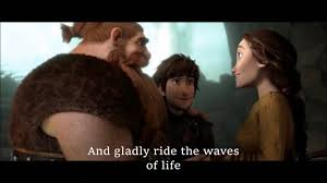 train dragon 2 dancing dreaming lyrics