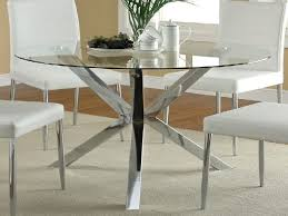 round glass top table with metal base round glass top dining table metal base jpg furniture pinterest
