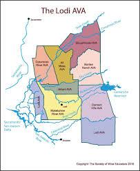 Sonoma Winery Map Lodi U2013 California U2013 Swe Map 2017 U2013 Wine Wit And Wisdom