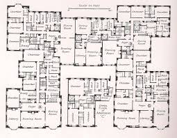 Cottage Blueprints 29 Floor Plan Biltmore Mansion Take A Tour With Us Belle Grove