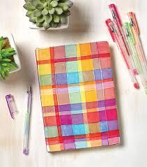 woven ribbon how to make a woven ribbon journal joann