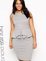 purple peplum dress plus size gallery dresses design ideas