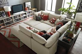 Leather Curved Sectional Sofa by Curved Children Leather Sectional Sofa Which Safe For Your Kids To