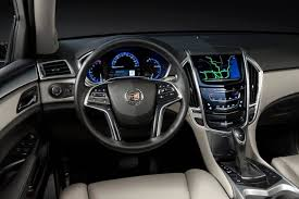bentley suv 2015 interior 2016 cadillac srx suv pricing for sale edmunds