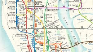 Mta Map New York by The Great Subway Map War Of 1978 Revisited The Verge