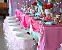 tablecloths decoration ideas party table cloth malaysia party decorations ideas for 50th