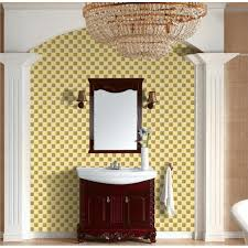 Mirrored Mosaic Tile Backsplash by Glass Mirror Mosaic Tile Sheets Gold Mosaic Bathroom Shower Wall
