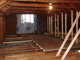 Garage With Living Space Converting An Attic Into Living Space Popham Construction
