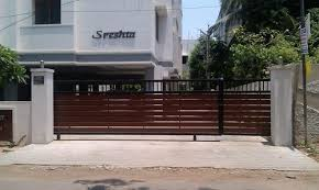 Sliding Gate View Specifications & Details of Sliding Gates by