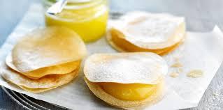 feuille de cuisine feuille de brick au lemon curd facile et pas cher recette sur