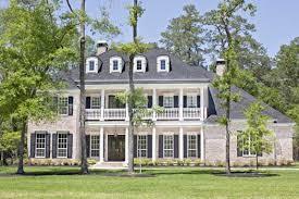 plantation style homes plantation style house plans homepeek
