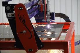 Cnc Plasma Cutter Plans Burntables Cnc Tables