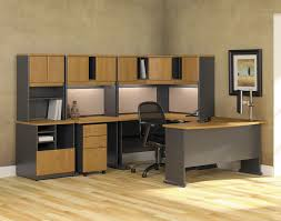 Office Desk With Cabinets Optional Choice Home Office Furniture Houston Office Furniture