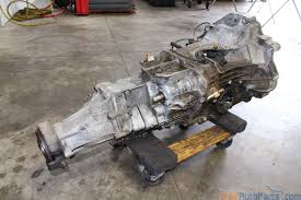 96 01 audi a4 b5 2 8l 5 speed manual quattro transmission djr