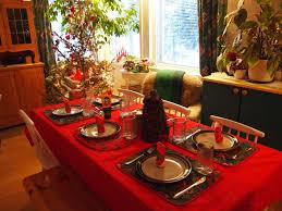 how to decorate dining table architecture fascinating christmas dinner table decorating with