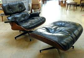 Lounge Chair Ottoman Price Design Ideas Eames Lounge Chair For Sale Toronto Replica Reproduction Style