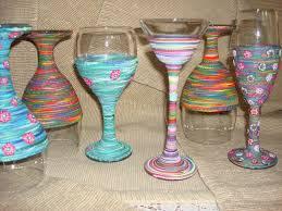 how to decorate wine glasses design ideas u0026 decors