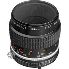 nikon d90 manual video nikon micro nikkor 55mm f 2 8 lens 1442 b u0026h photo video