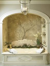 bathroom faux painting ideas for bathrooms with oval built in