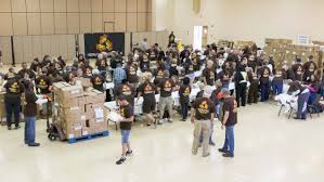 season thanksgiving turkey morongo u0027s annual turkey giveaway provides over 200 000