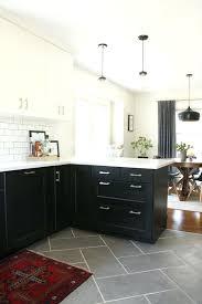 black kitchen tiles ideas black kitchen floor tiles dsmreferral