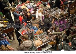 black friday the day after thanksgiving known as the busiest