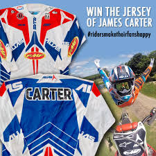 signed motocross jerseys forty8 freestyle mx online magazine win a signed original